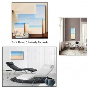 Virginia Fine Artist Tim Hovde Creates The St. Thomas Collection